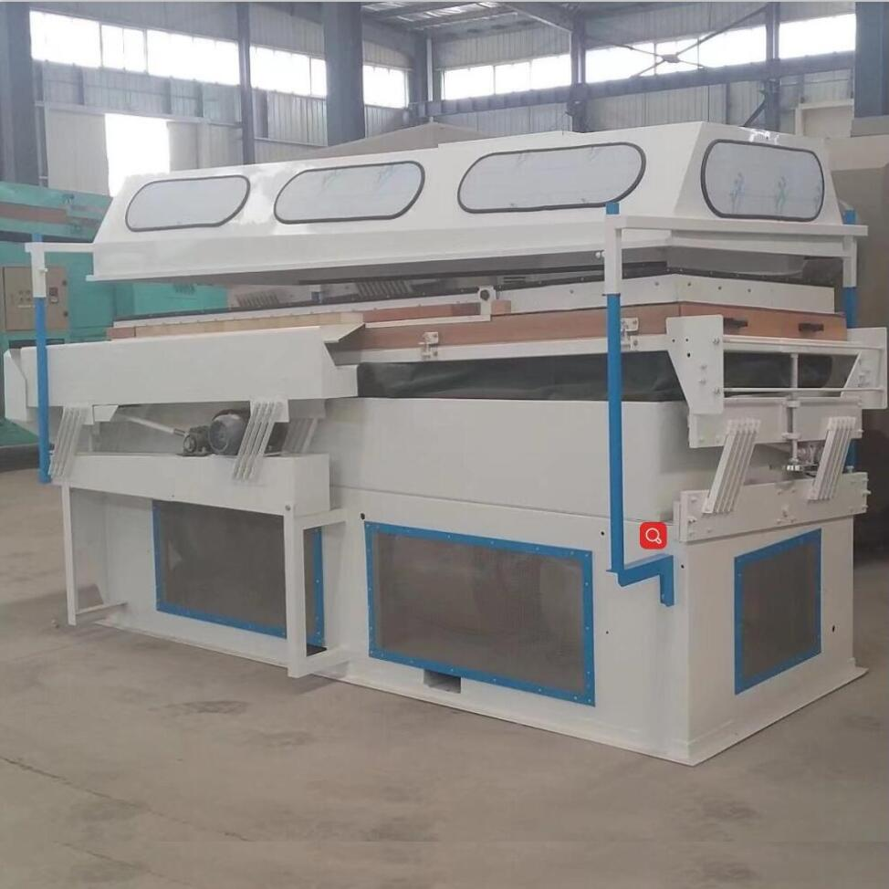 Gravity Separator Is Used in Seeds Cleaning System