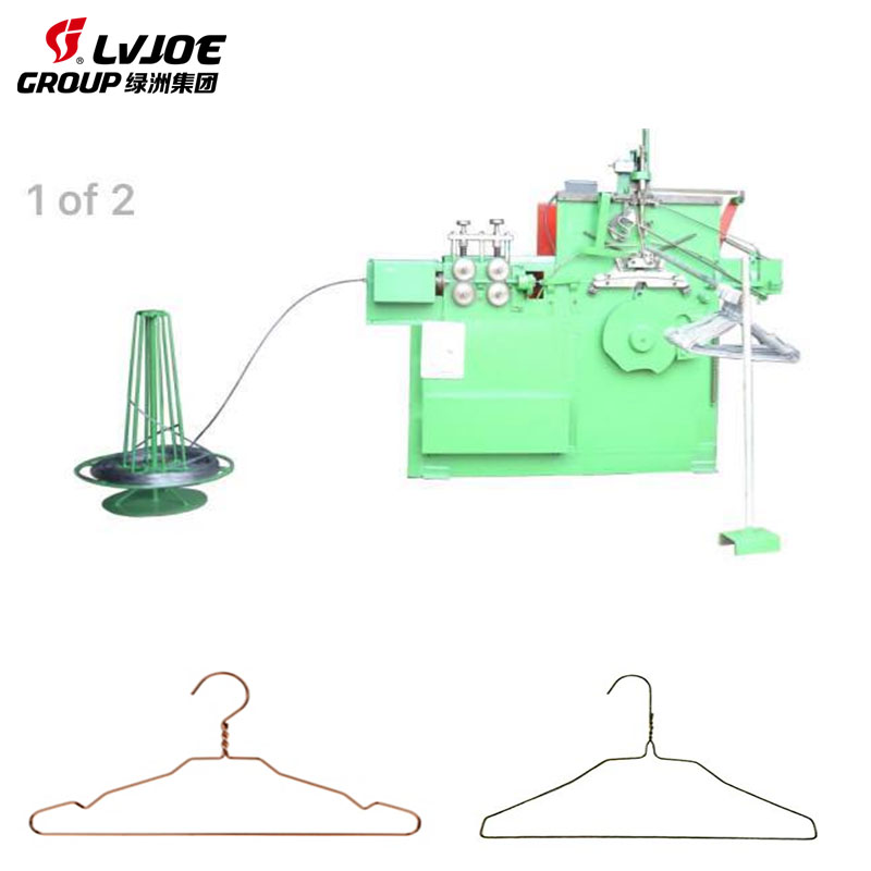 2018 new arrival Metal Hanger and Hook Making Machinery
