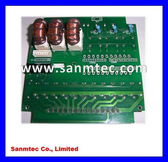 Electronic Circuit PCB Board Assembly Services with AOI, ICT & FCT Test
