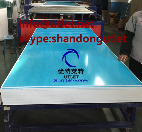 Decorative PVC Foam Board-for Construction Advertising Furniture