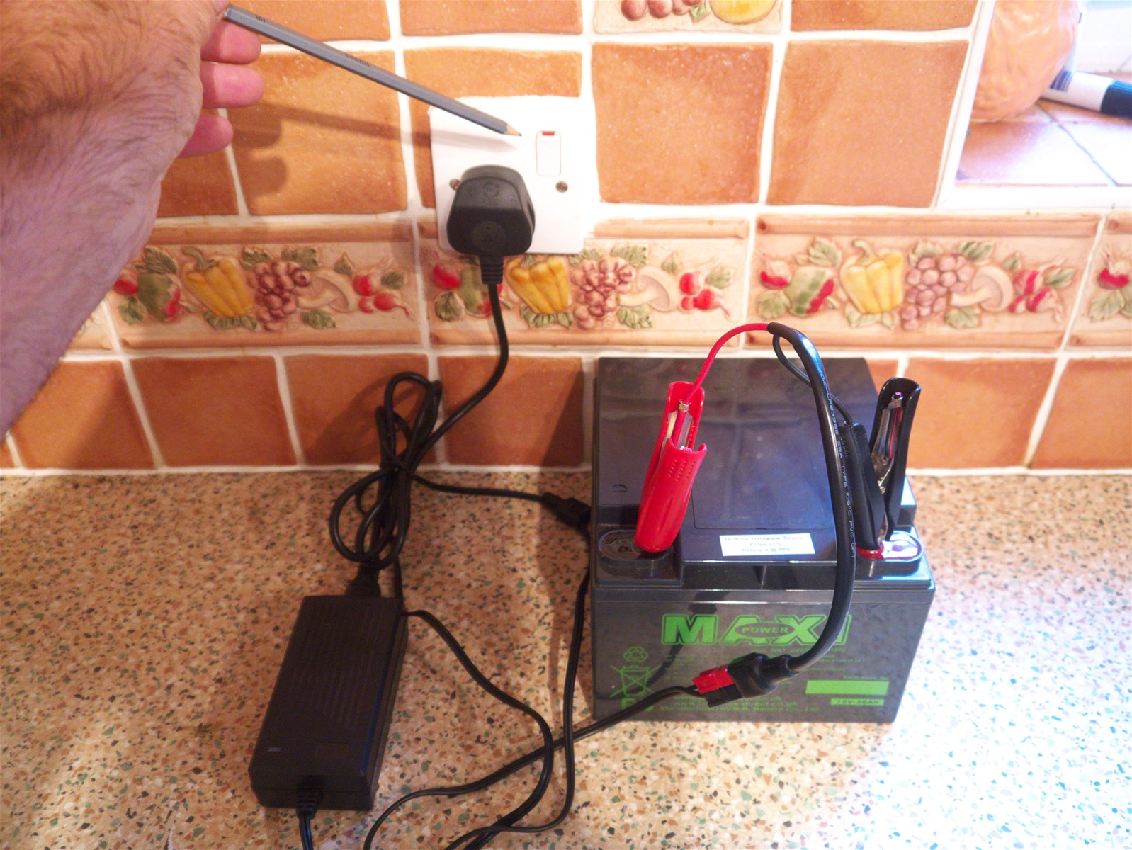 E-Bicycles/E-Scooters/Household-Appliances/Golf Vehicle Battery Charger