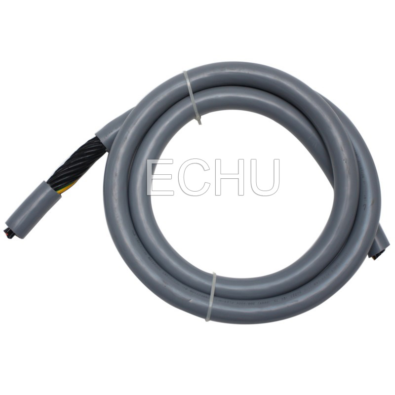 Round Cable for Electrical CCC RVV