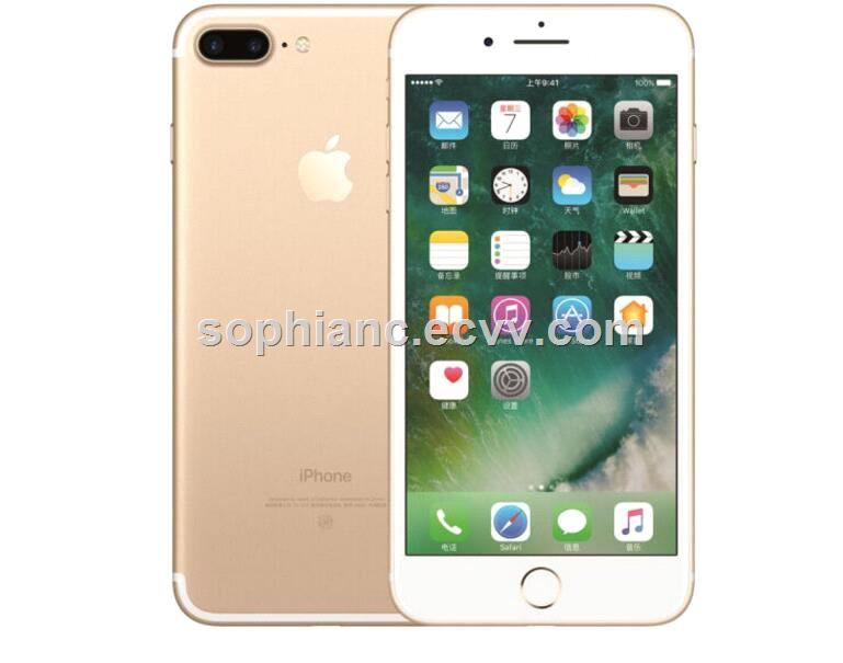 Recycle Mobile Apple Phone Original iPhone 7 Plus 128GB 95%NEW Second Hand