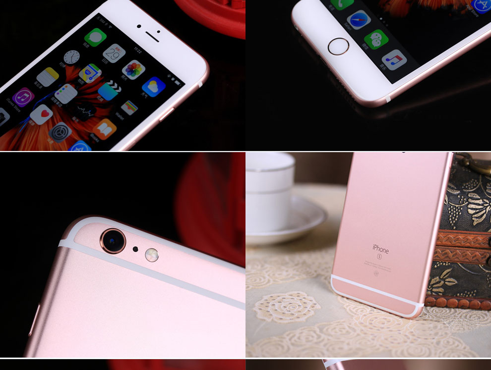 Renovation iPhone 6s plus mobile phone 16 GB Second hand 55inch Screen Cell phone