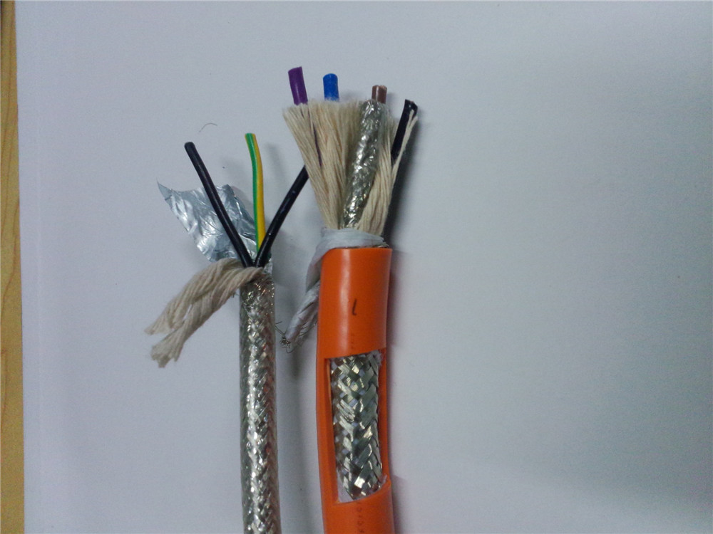 Round Cable for Electrical ApparatusShielded RVVP