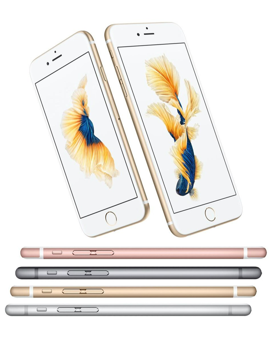 Refurbished iPhone 6s GSM 16GB Space Gray iPhone 6s
