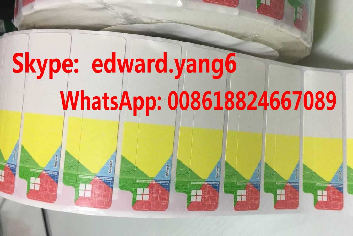 Win 7 8 81 10 Pro Key Oem Professional Coa Sticker 100 Online Windows 788110 Activation