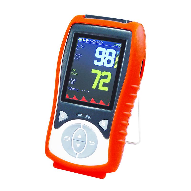 Neonate Infant Child High Configuration Handheld Pulse Oximiter