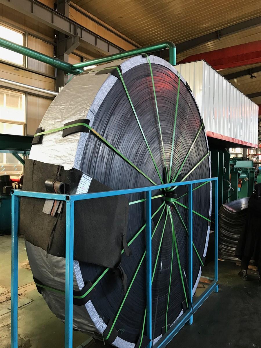 Bucket Elevator Rubber Conveyor Belt from China Manufacturer