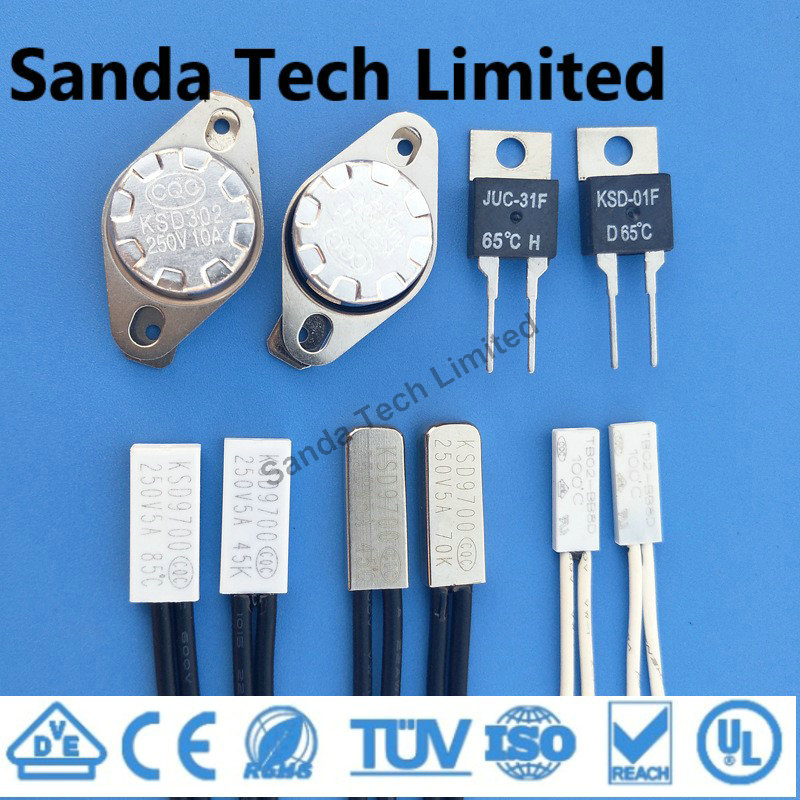 wash machine motor thermal protector TB02 Low Voltage Push to Reset Fuse Circuit Breaker