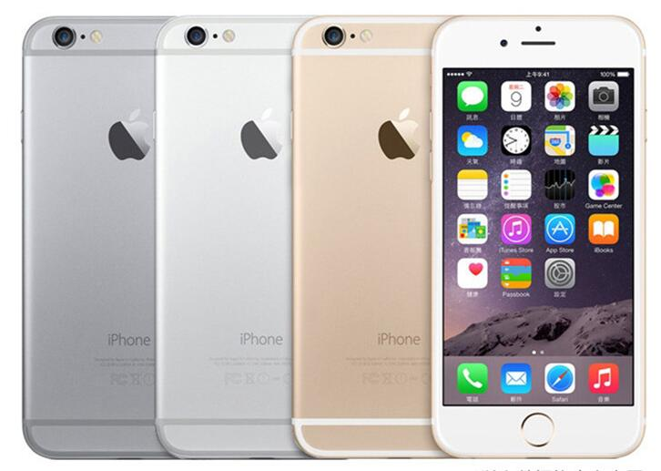 Refurbished Apple iPhone 6 Plus Factory Unlocked GSM Original iPhone 6plus 64GB