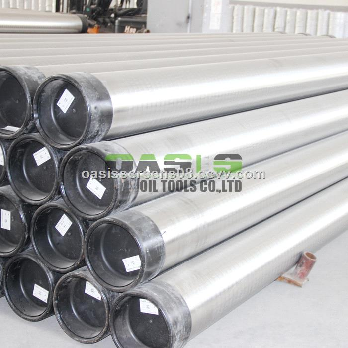 9 5/8 Inch Stainless Steel 316L Water Well Casing Pipe