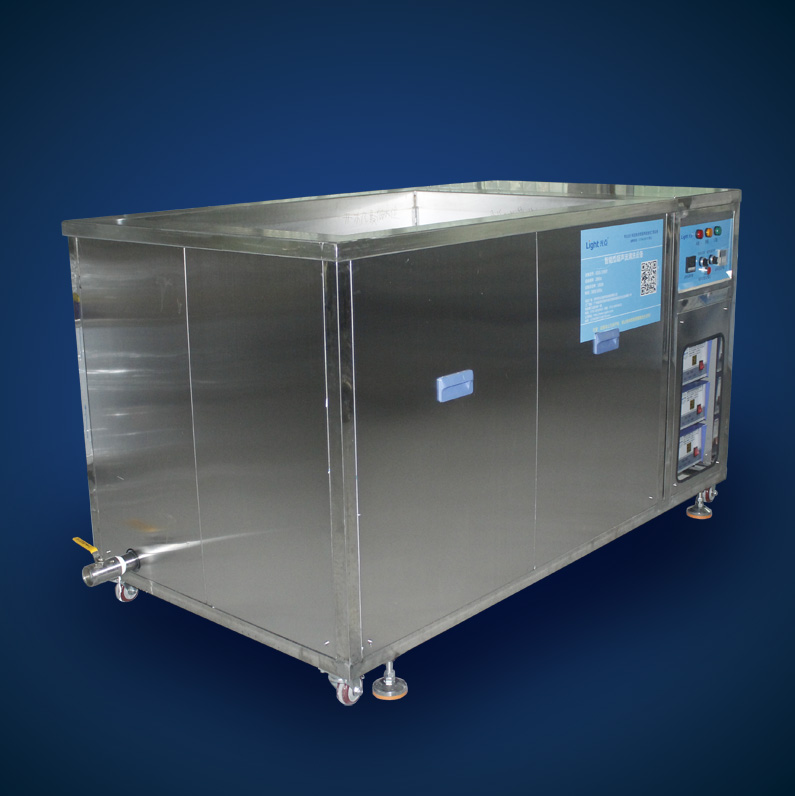 Customized High Power Ultrasonic Cleaning Machine for Industrial