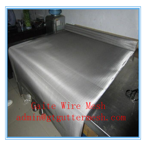 Stainless Steel Wire Mesh Wire Cloth and Screen