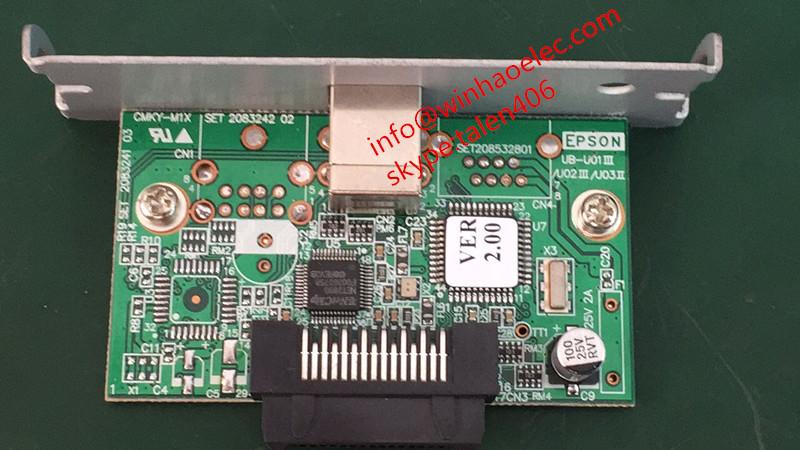 New Original USB Interface Card Board for Tmu220 Tm-U220 Tm