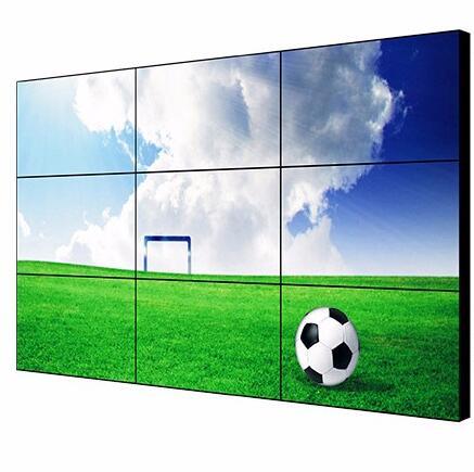4055 inch full hd super narrow bezel commercial lcd video wall screen