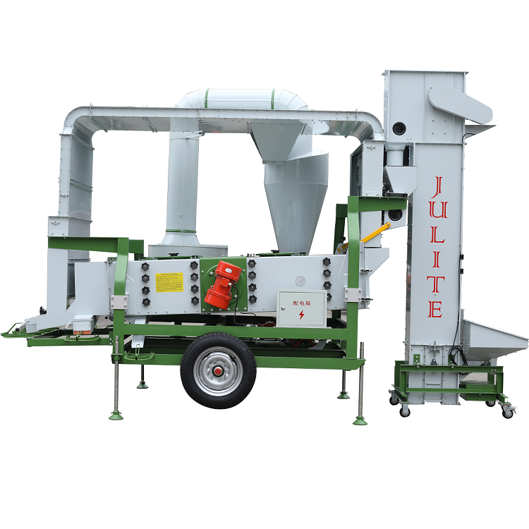 Alfalfa/Sesame Seed Cleaning Machine