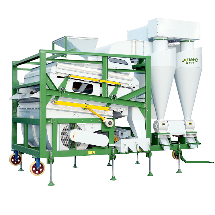 Pine Nut/Green Mung Bean/Castor Grain Bean Seed Processing Machine