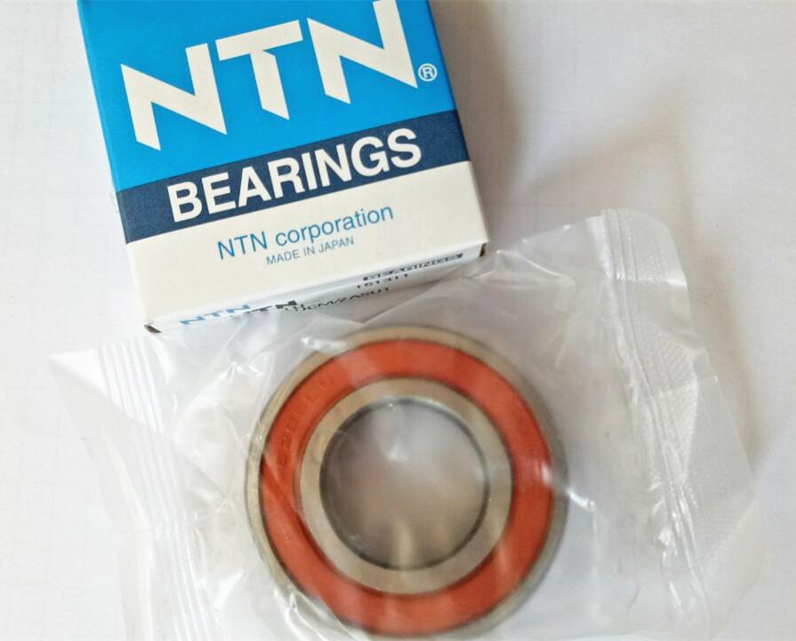 Deep Groove Ball Bearing NTN 6205LLU 25*52*15mm P5, P6 High