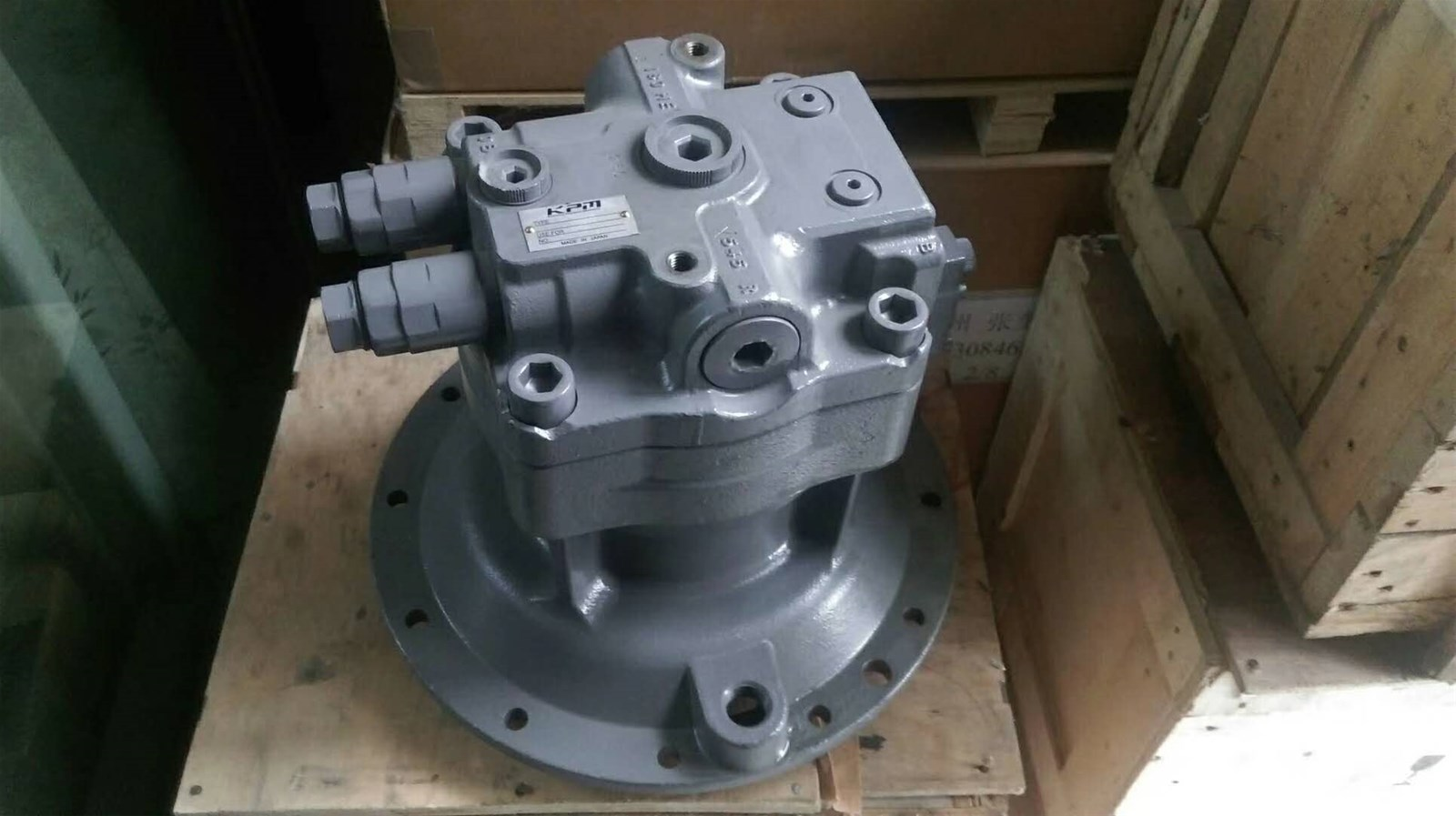 Hydraulic Swing Motors for Excavators from China