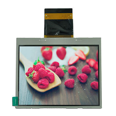 3.5 Inch TFT LCD Module Customized Touch Panel Item BN-01-MLQZ-350