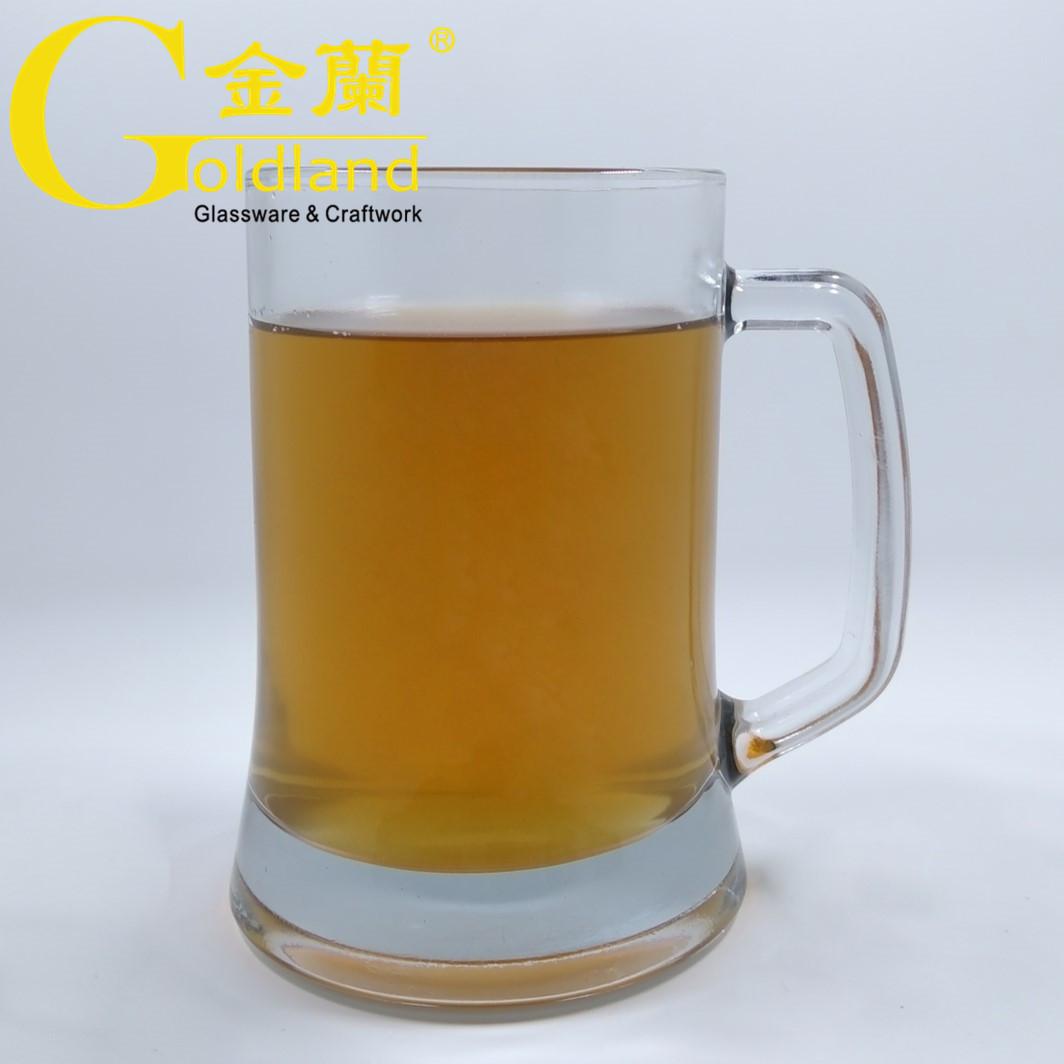 Custom Glasses Beer Mugs Bar Glasses Handed Beer Glasses