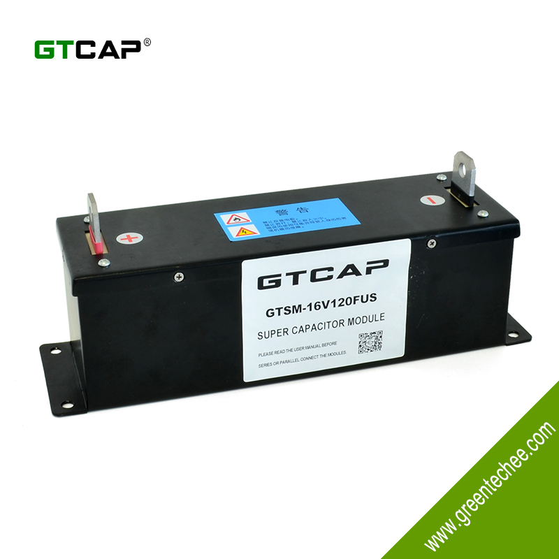 Supercapacitor 16v Ultracapacitor Module for Start-Stop