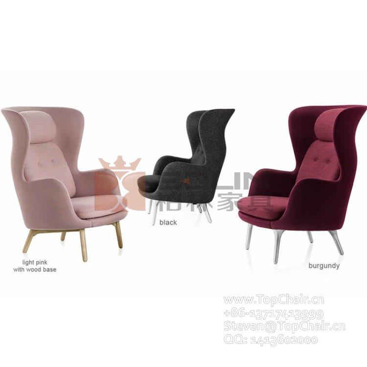 Fantastic Ro Lounge Chair With Wooden Legs From China Manufacturer Ncnpc Chair Design For Home Ncnpcorg
