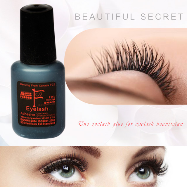 Fc2 10g Fe1412 Black Odorless Individual Waterproof Eyelash