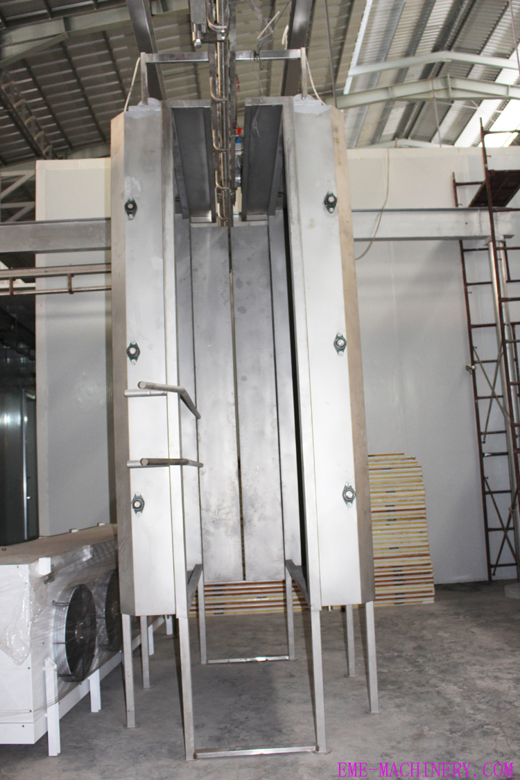 Carcass Automatic Cleaning Machine Meat Processing from
