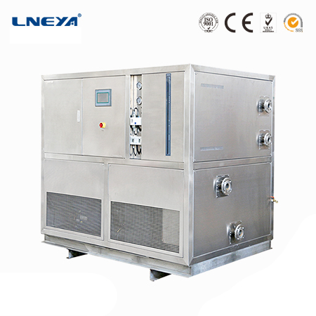 Direct Cooling Refrigerator Single-Chip Controller