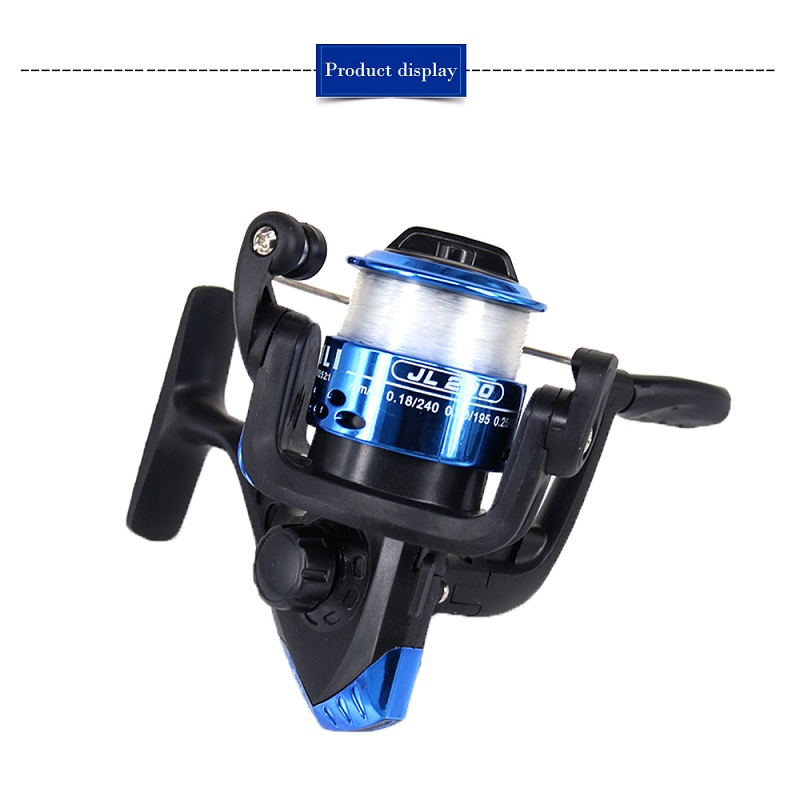 DEUKIO Fishing Rod Sets Junior Fishing Tackle Accessories With Fish Tackle Set Retractable Rod Combo Plastic Reel