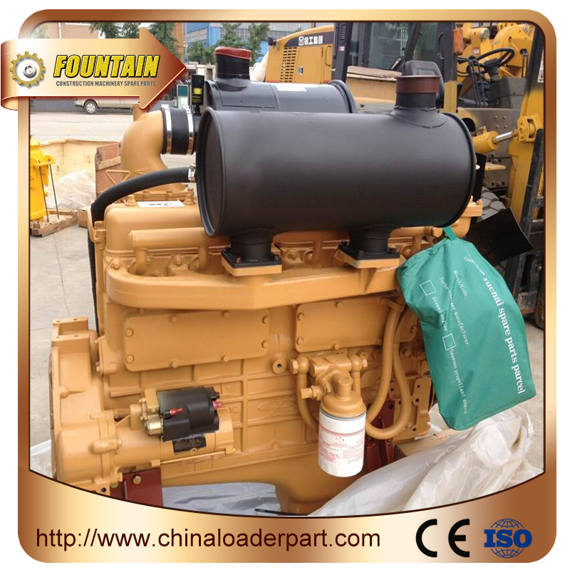 YUCHAI Engine & Engine Spare Parts for Sale