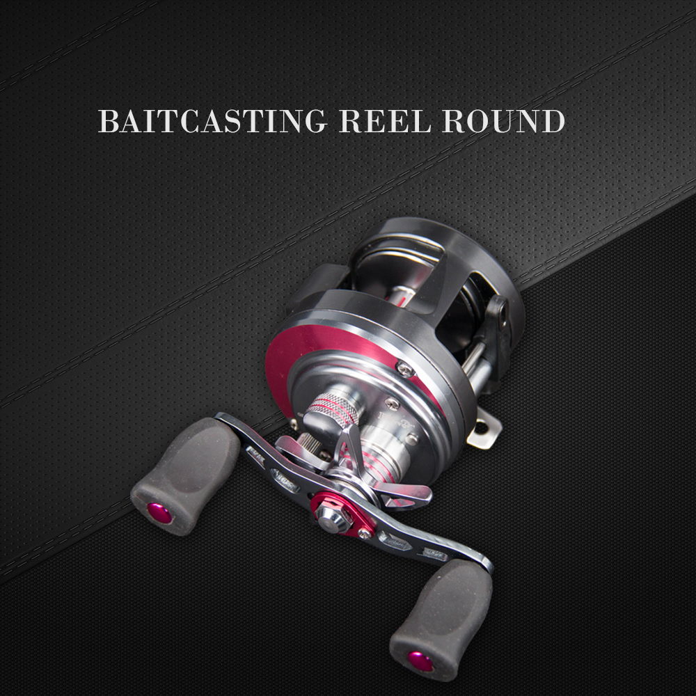 DEUKIO JD200R Bait Casting Fishing Reel 71 BB Trolling Brake System Drum Wheel Saltwater Sea Fishing Reel