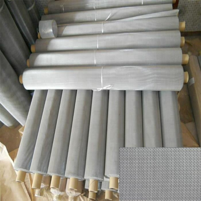 Best-Selling SS Wire Mesh Stainless Mesh Screen for Printing
