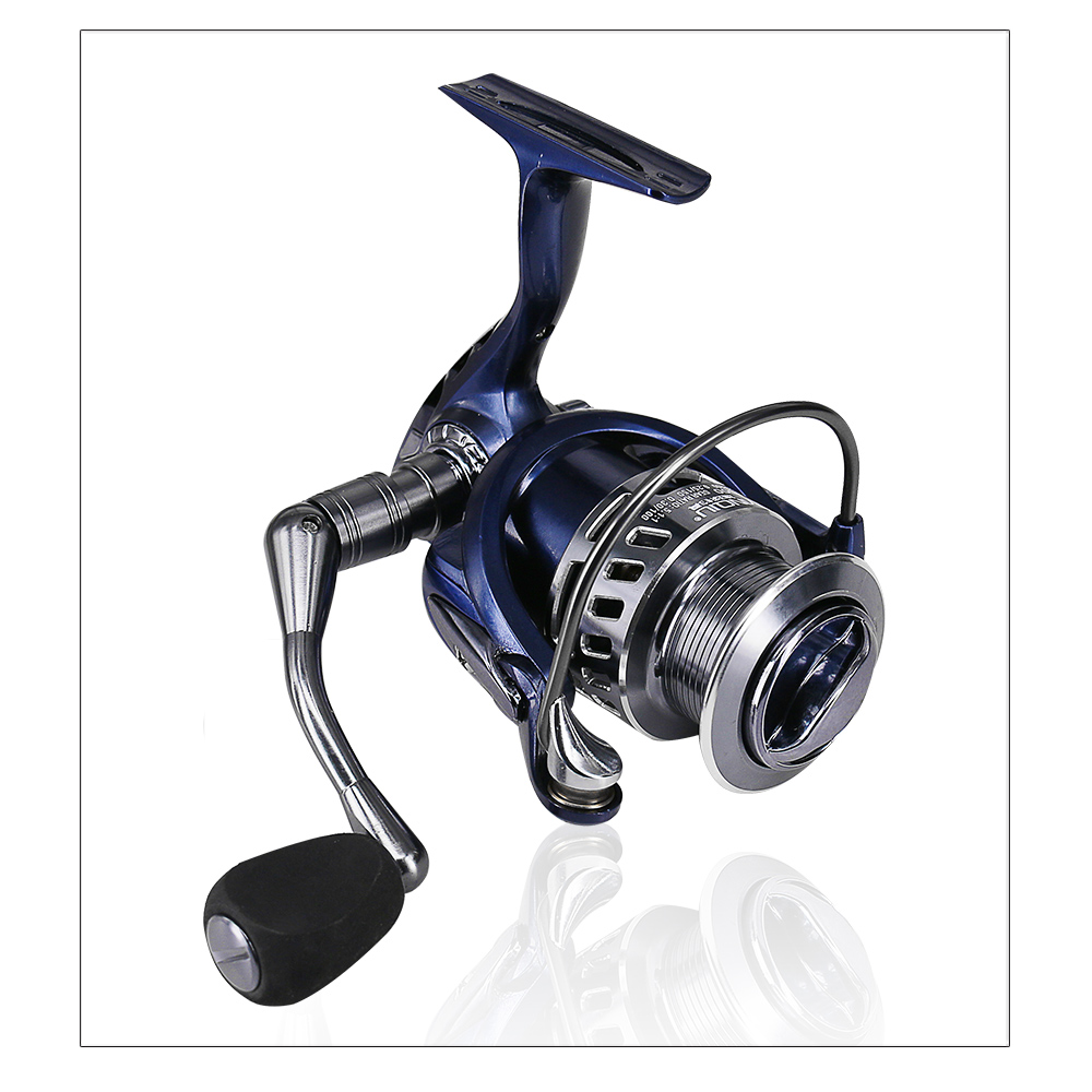 DEUKIO HY1000 Carp Spinning Fishing Reel 91bb Sea Saltwater Metal 511 Vissen Fishing Wheel