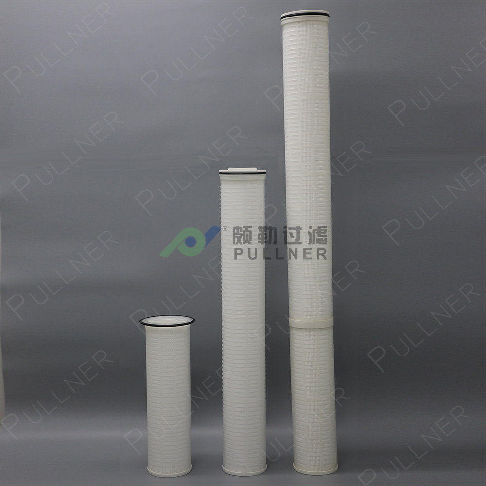 Seawater Desalination High Flow Filter Replace Pall Ultipleat