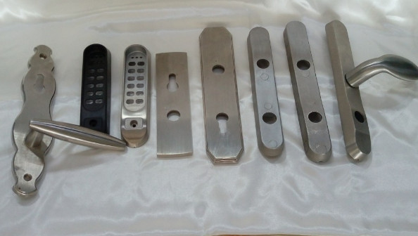 Stainless Steel Casting Process OEM for Door Hardware/Doorknob/Latches Foundry Manufacturer Foundry Factory Hot Sales