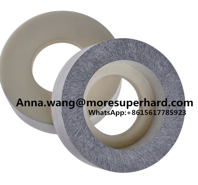 CE3 Glass Polishing Wheel for Double Edge Machine