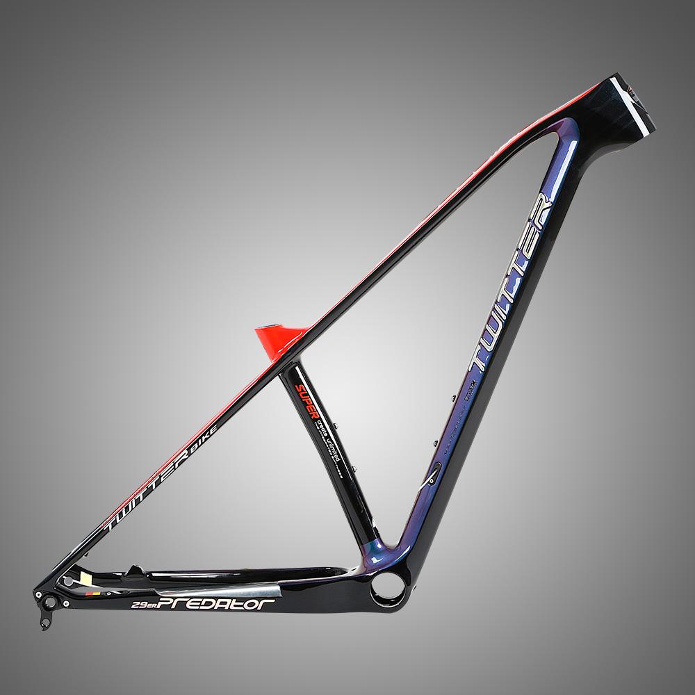 Twitter Carbon Mountain Bike Frame Predator Direct Professional Bike
