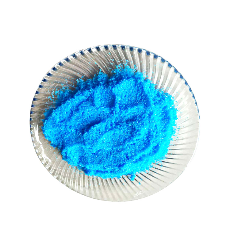 Best Price Blue Purity 98% Copper Sulfate Price