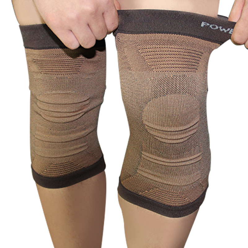 IBAMA Knee Sleeves Knee Brace for Joint Pain Arthritis Pain Relief Effective Support for Running Meniscus Injury