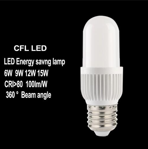 CFL LED Bulb Lamp E27 6W 9W 12W 15W