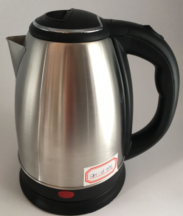 SXH-08 for Household Or Hotel Using Sanded Stainless Steel Electronic Kettle 1.8L