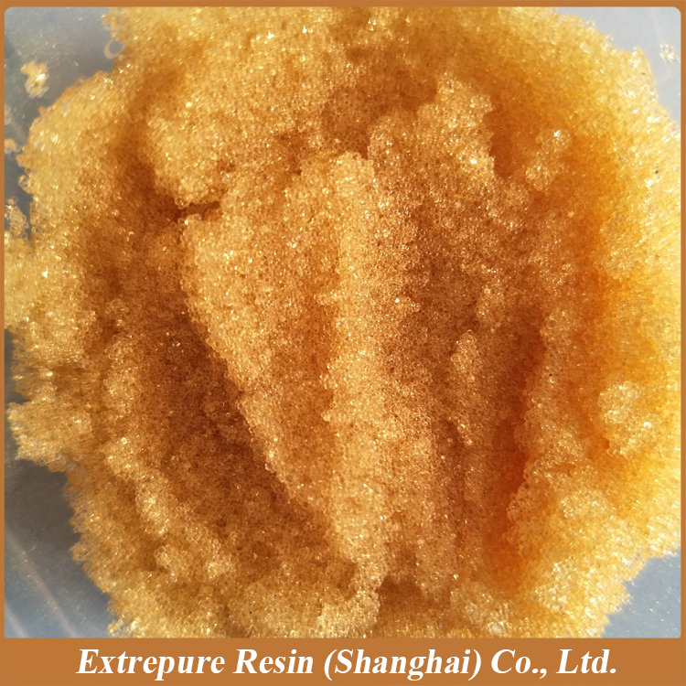001*8 Styrene Series Gel Strong Acid Cation Exchange Resin-Anion Exchange Resin