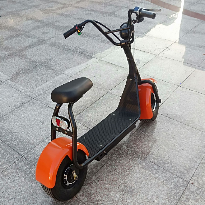 16 Inch Fat Tire Citycoco Electric Scooter