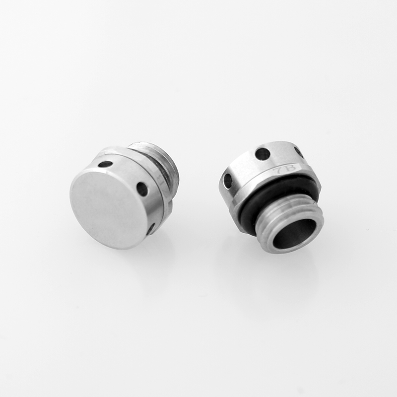 Super Quality Stainless Steel Vent Plug from GSH Electric/ Dome / M12 x 1.5 Thread