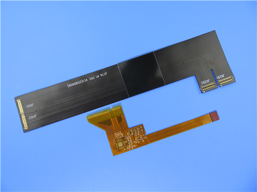 Flexible PCB Board with Single Layer Double Sided & Multilayer Structure