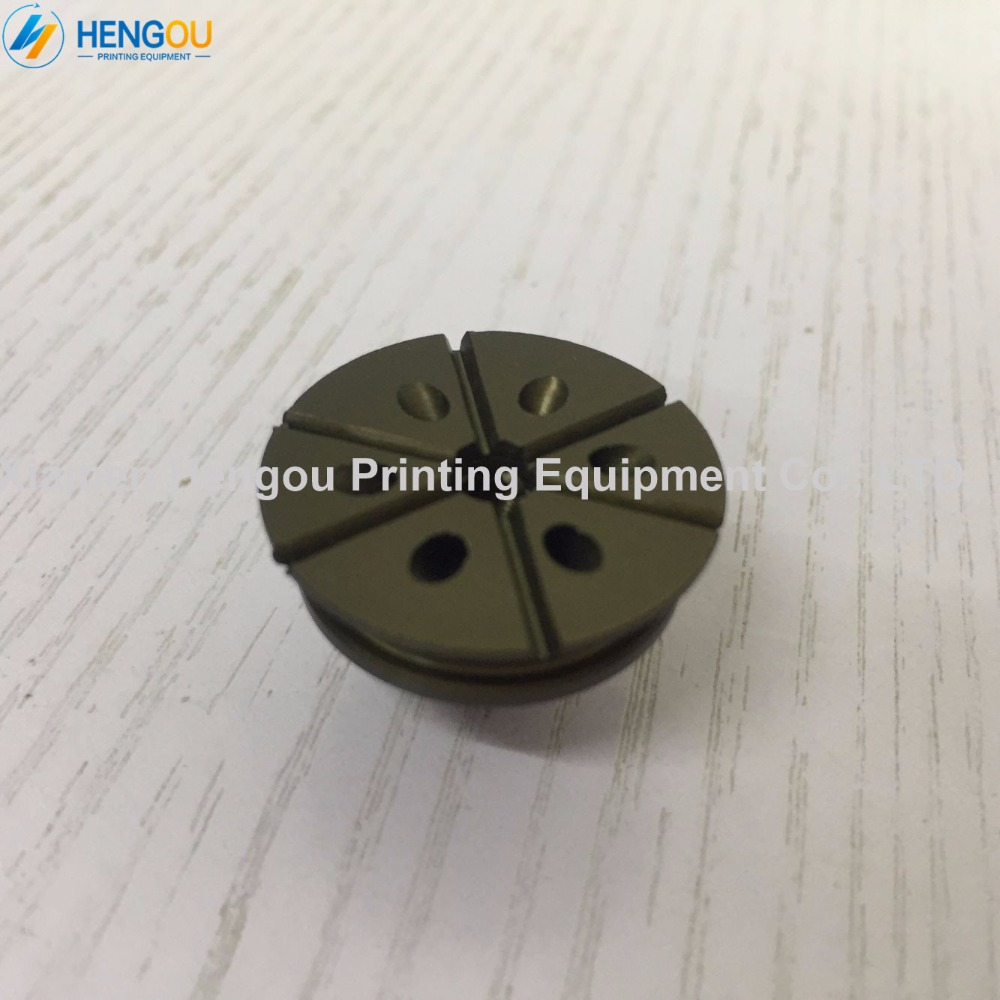 20 Pieces KBA Printing Sucker Cup Sucker Cups for Roland Machine Parts Outer Diameter 24mm