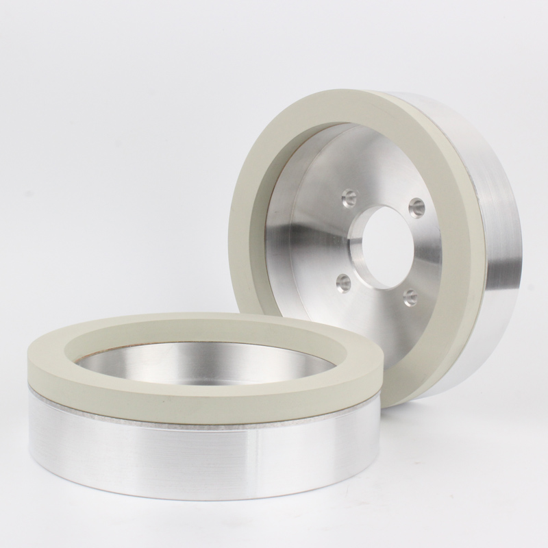 Vitrified Bonded Diamond Grinding Wheels for PCD Tools